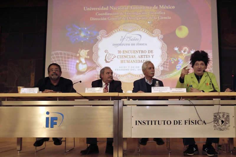 El mundo de Beakman en la UNAM. Video completo de su participación en Universum (21 de Febrero) - beakman-unam-fisica