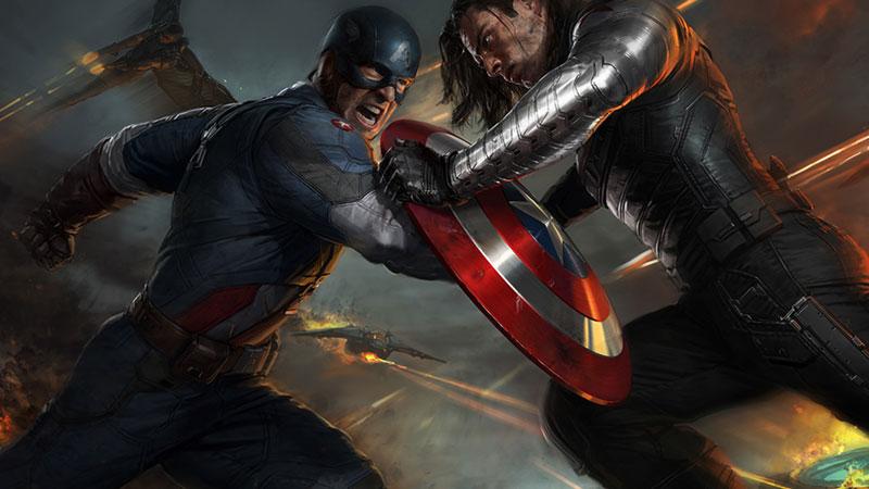 Cuatro películas de superhéroes por las que no podemos esperar al verano - capitan-america-2-el-soldado-de-invierno