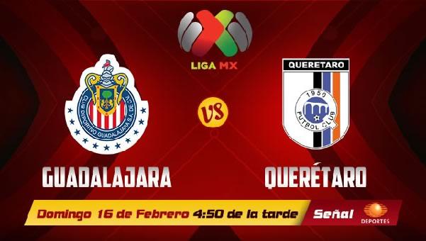 Chivas vs Querétaro en vivo, Jornada 7 Clausura 2014 - chivas-queretaro-en-vivo-2014