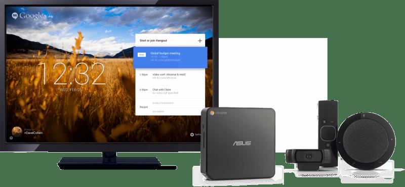 Google presenta las Chromebox dedicadas a videoconferencias - chrome_meetings-800x370