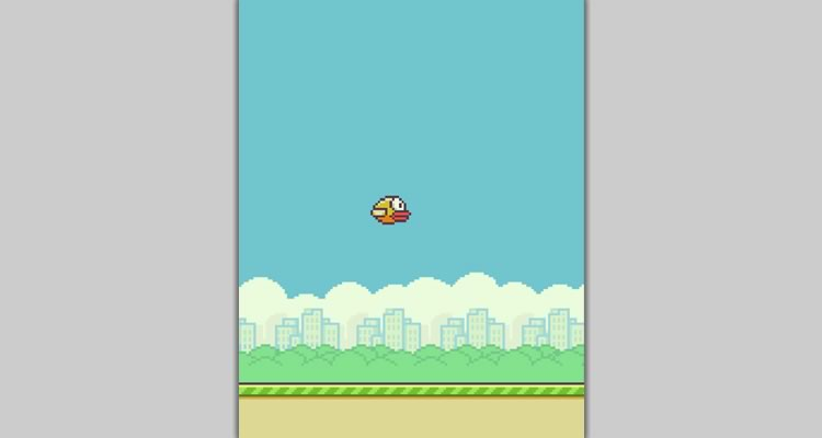 3 formas de jugar Flappy Bird online - clon-flappy-bird-online