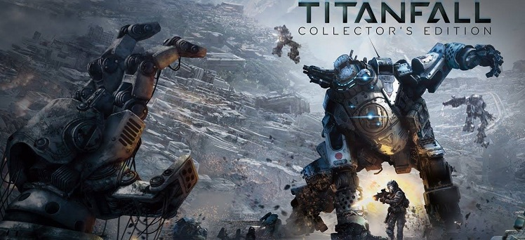Titanfall Collector's Edition Unboxing en video - colectors1-copia
