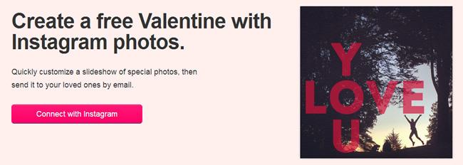 Sitios para mandar postales de san valentín gratis - crear-postales-de-amor-con-lovestagram