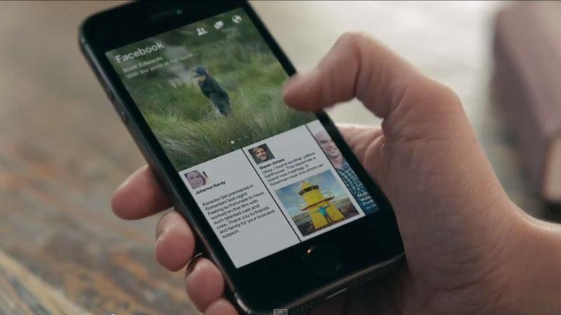 Paper de Facebook está disponible para iOS - facebook-paper