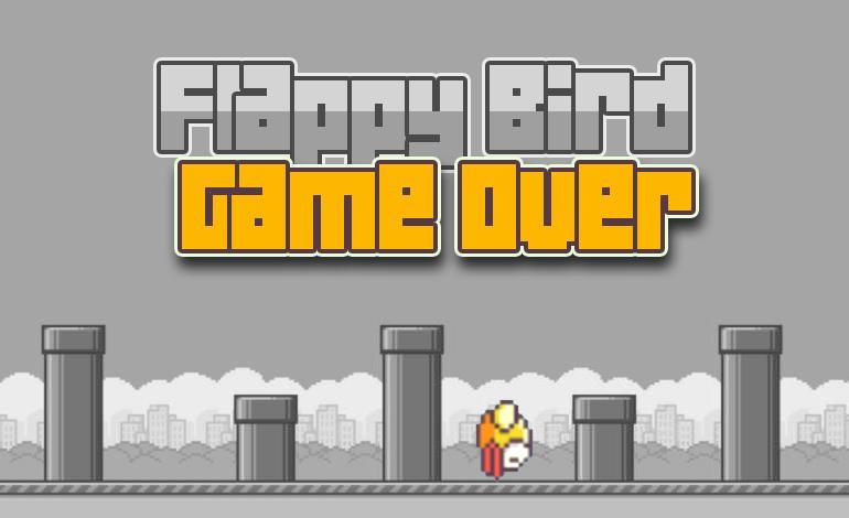 Creador de Flappy Bird explica porqué la borró de las tiendas - flappy-bird