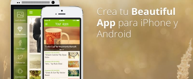 GoodBarber, la plataforma para crear apps nativas para iPhone y Android presente en MWC 2014 - goodbarber-MWC