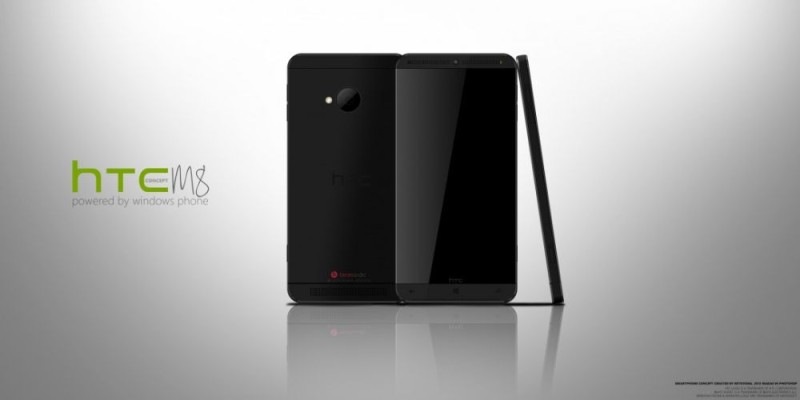 HTC presentará al sucesor del HTC One este 25 de marzo - htc_m8_concepto-800x400