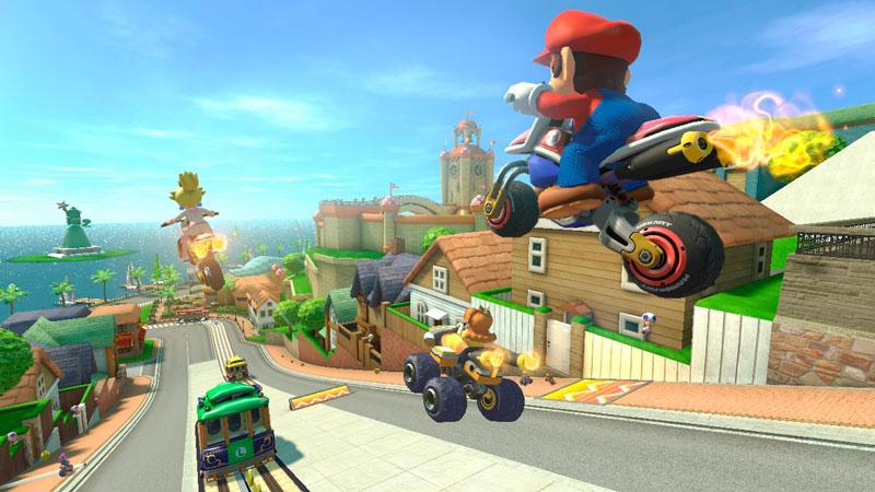 Mario Kart 8 para Wii U se estrena el 30 de mayo - mario-kart-81