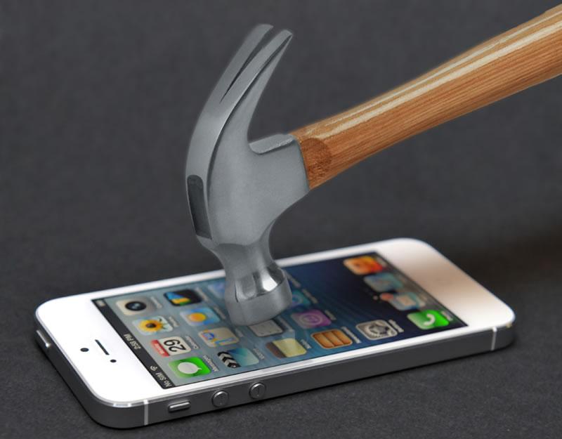 Armortech, una mica para proteger la pantalla del iPhone de golpes y rayones extremos - mica-protectora-pantalla-iphone-armortech