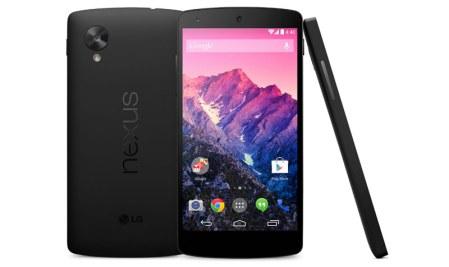 Nexus 5 es presentando en México por LG y Google