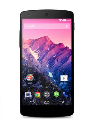 Nexus 5 es presentando en México por LG y Google - nexus-5-lg