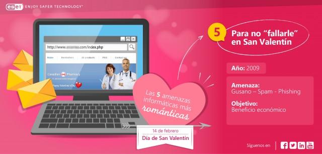 El top 5 de amenazas informáticas el día de San Valentín - para-no-fallarle-san-valentin