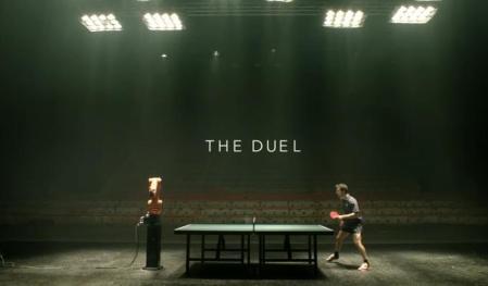 Campeón de ping pong jugará en contra de un robot [Video]