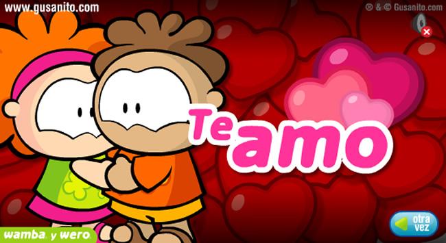 Sitios para mandar postales de san valentín gratis - postales-san-valentin-gusanito.com_