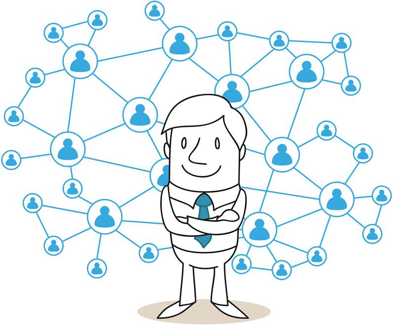 3 razones para usar redes sociales en tu empresa - redes-sociales-negocios