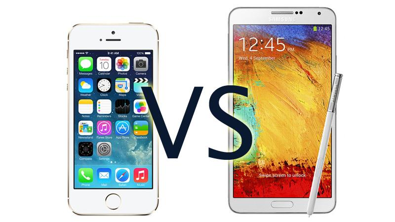 Samsung se vuelve a burlar de Apple con sus nuevos comerciales - samsung_galaxy_note_3_vs_apple_iphone_5s_0