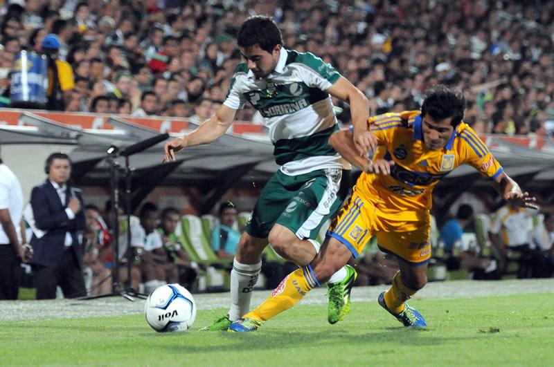 Tigres vs Santos en vivo, Jornada 6 Clausura 2014 - tigres-vs-santos-en-vivo-2014