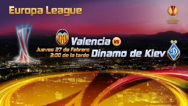 Valencia vs Dinamo de Kiev en vivo, Europa League 2014 - valencia-dinamo-europa-league-en-vivo