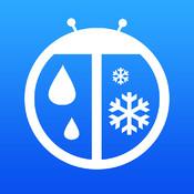 Apps para consultar el pronóstico del clima en Android, iOS y Windows Phone - weatherbug