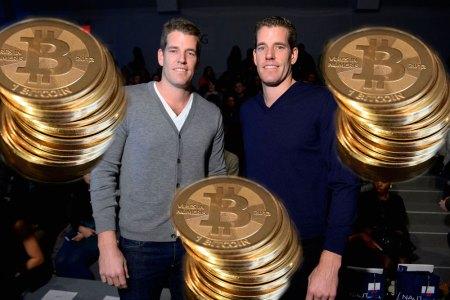 Hermanos Winklevoss presentan Winkdex, índice de precios para Bitcoins