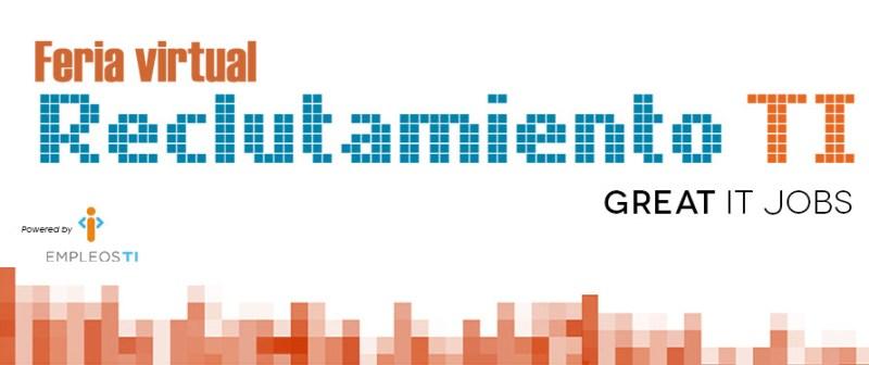Feria virtual de Empleos de TI México