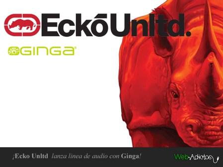 Ginga Group presenta en México la línea de audio de Ecko Unltd.