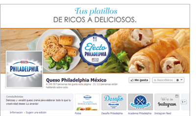 Estas son las Top Fan Pages México según Millward Brown - Fanpage-numero-uno-Philadelphia