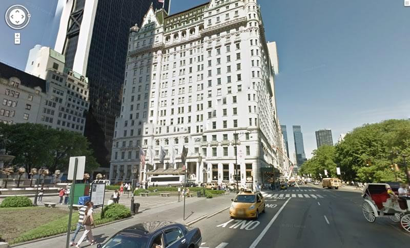 Visita las locaciones de películas nominadas al Oscar en Google Maps - Hotel-Plaza-Google-Maps