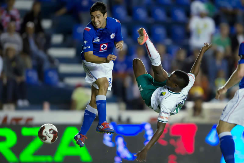 León vs Cruz Azul en vivo, Jornada 12 Clausura 2014 - Leon-vs-Cruz-Azul-en-vivo