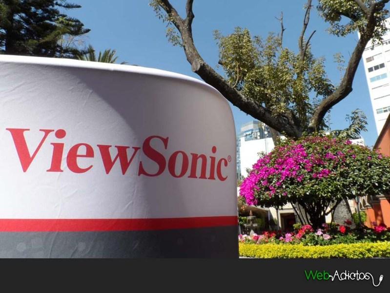 ViewSonic presentó nueva generación de monitores VDI, proyectores y más para México