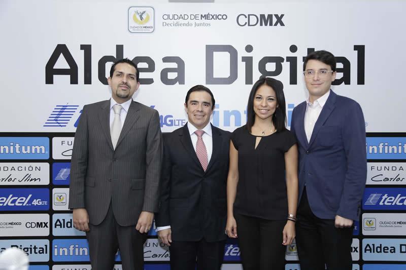Aldea Digital 2014 se llevará a cabo del 11 al 27 de Abril - aldea-digital-2014-telmex