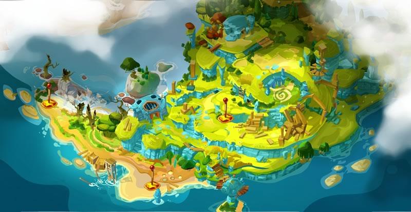 Angry Birds Epic, el nuevo juego de Rovio - angry-birds-epic-piggy-island
