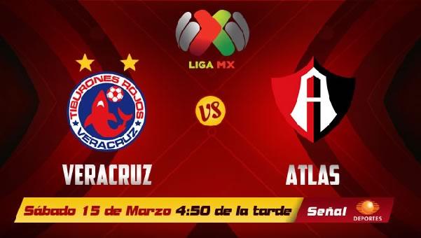 Atlas vs Veracruz en vivo, Jornada 11 Clausura 2014 - atlas-vs-veracruz-2014