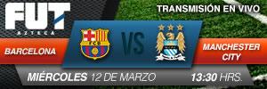 Barcelona vs Manchester City en vivo, Champions League 2014 - barcelona-manchester-city-en-vivo