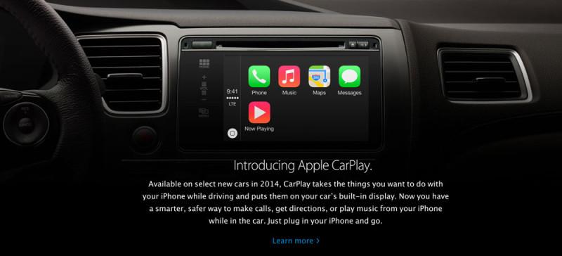 Llega la esperada actualización de iOS 7.1 para iPhone, iPod Touch e iPad - carplay-800x364
