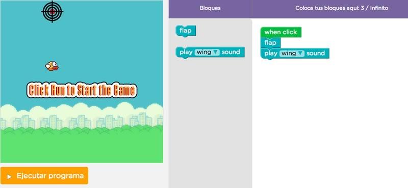 Aprende a crear tu propio Flappy Bird sin saber programación - crear-flappy-bird-nivel-1