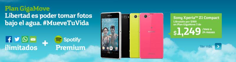 Movistar ofrece un PS Vita a los compradores de un Sony Xperia Z1 Compact en México - giga-move_lead_XperiaZ1-800x213