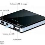 Universal PowerFlash Backup Battery de iSound, una batería de respaldo para tus dispositivos - iSound-universal-powerflash-1400