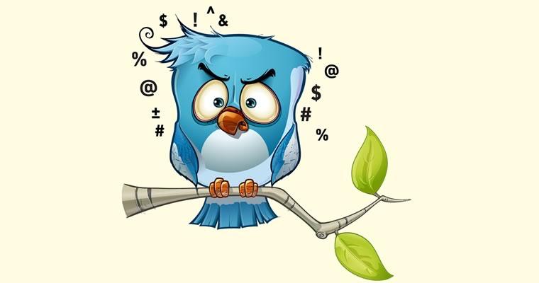 Los insultos en Twitter y su impacto [Infografía] - insutos-twitter