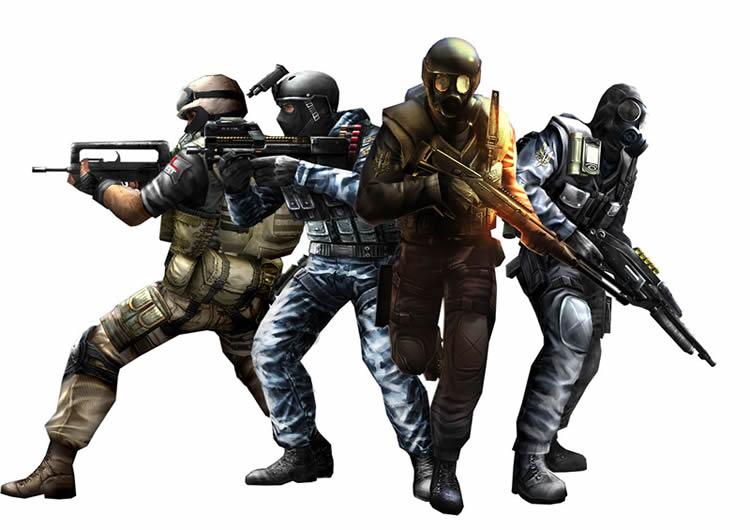 CrossFire, el shooter Free to Play llega a México en español - juego-Crossfire