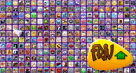Juegos Friv, los mejores juegos online para los niños