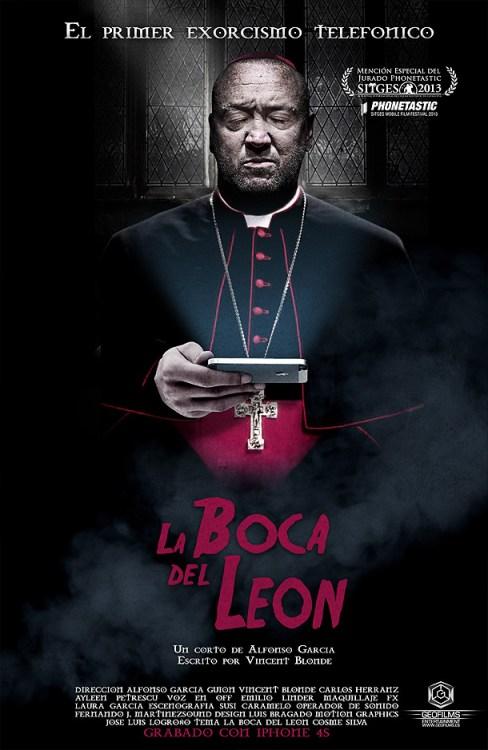 La Boca del León: Un exorcismo a través del iPhone - la-boca-2