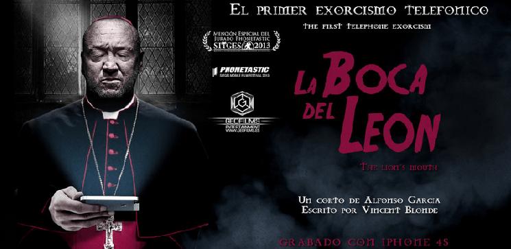 La Boca del León: Un exorcismo a través del iPhone - la-boca-3