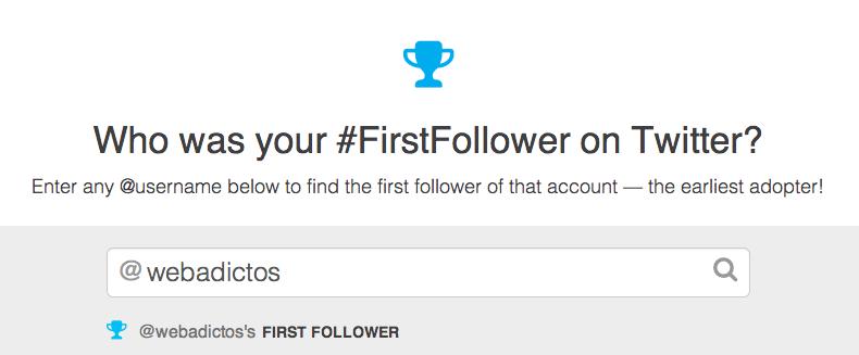 Descubre quién fue tu primer seguidor en twitter - mi-primer-seguidor-twitter