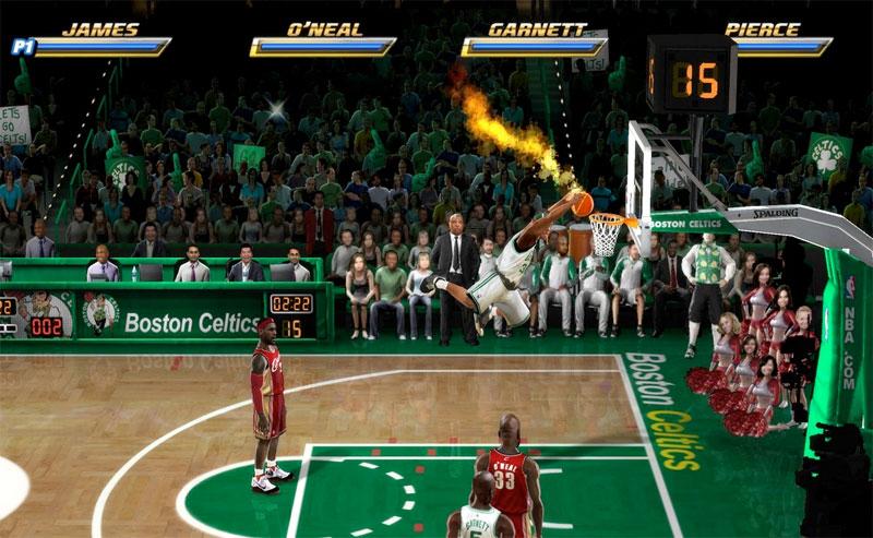 Los 5 mejores videojuegos de basketball - nba-jam