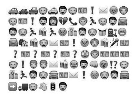 Las 9 películas nominadas al Oscar explicadas con emoticones - nebraska2-emoticon