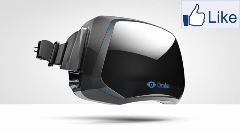 Facebook compra Oculus VR, los creadores de Oculus Rift - oculus_rift-facebook-800x449