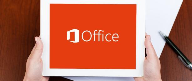 Descarga ahora mismo y de manera gratuita Office para iPad - office-ipad