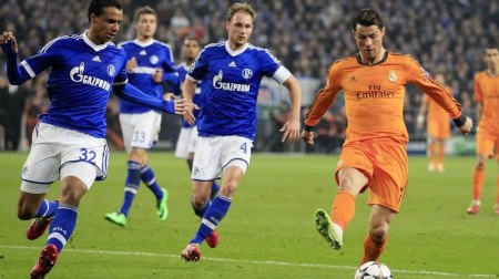 Real Madrid vs Schalke 04 en vivo, Champions League 2014 (Partido de vuelta)