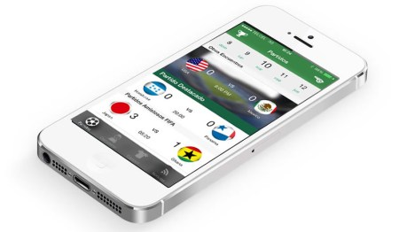 CopaLive, resultados de futbol en vivo desde tu Smartphone